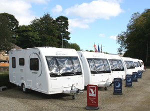 New and used caravans for sale in Todmorden, Burnley